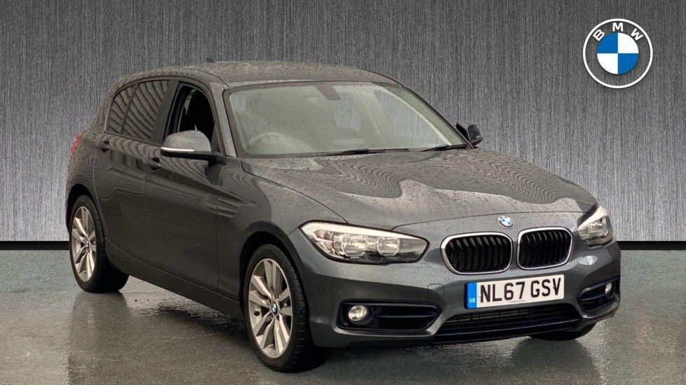 Image 1 - BMW 118d Sport 5-Door (NL67GSV)