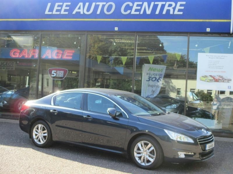 Peugeot 508 ACTIVE 1.6 HDI,115BHP,€200R.Tax,4DR,Full Service History,New Tyres,BrakeDiscs/Pads