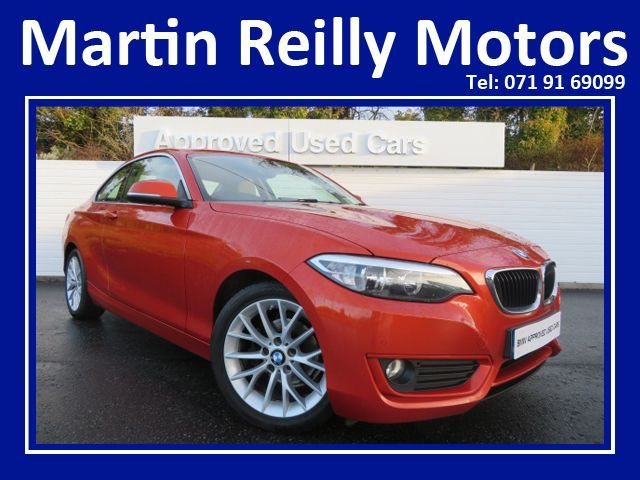 BMW 2 Series 218d SE Coupe - Comfort Pack
