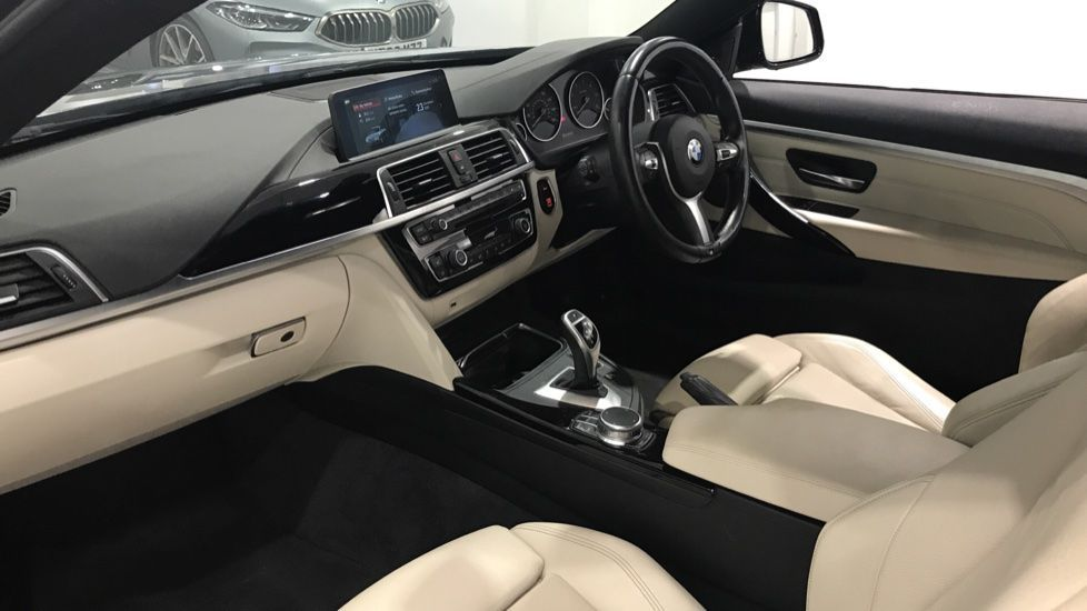 Image 6 - BMW 430d M Sport Coupe (YF67DLE)