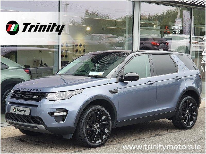 Land Rover Discovery Sport ** BLACK EDITION ** HSE ** 180 BHP ** 7 SEAT ** VIP SPEC ** TRINITY MOTORS **