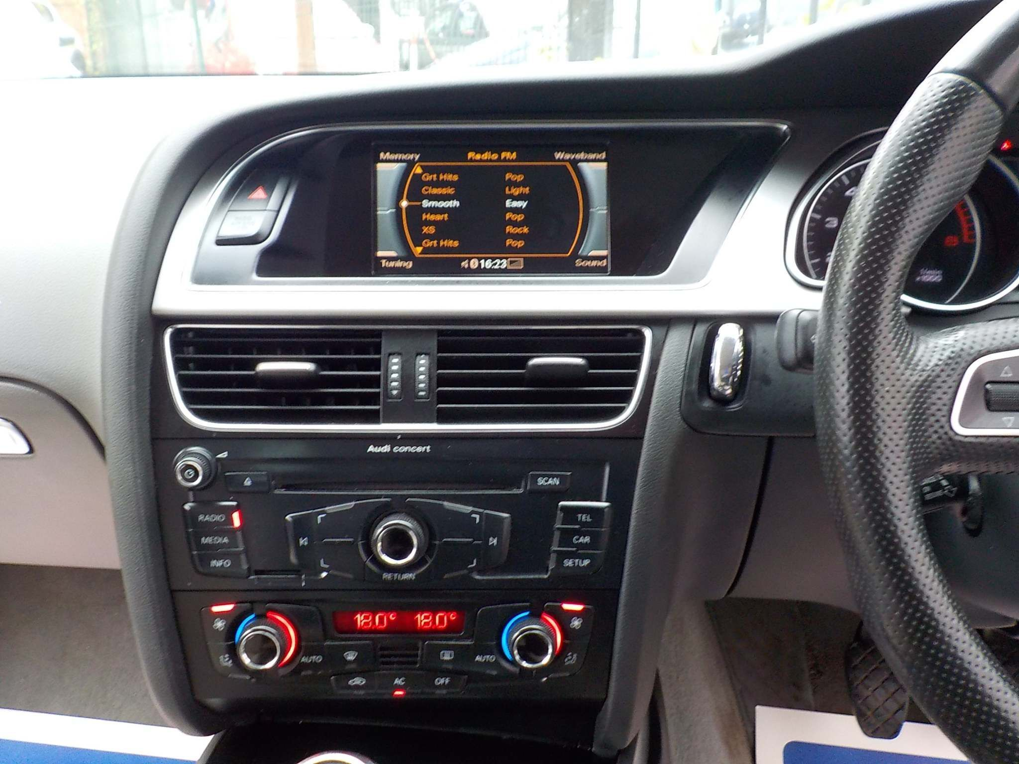 Audi A5 2.0 TFSI 2dr