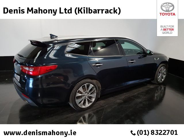 Used Kia Optima OPTIMA EX SPORTSWAGON 5DR (2017 (172))