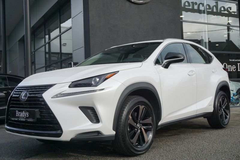 Used Lexus NX 300H SPORT HYBRID--4Wheel Drive High Spec-- (2018 (182))