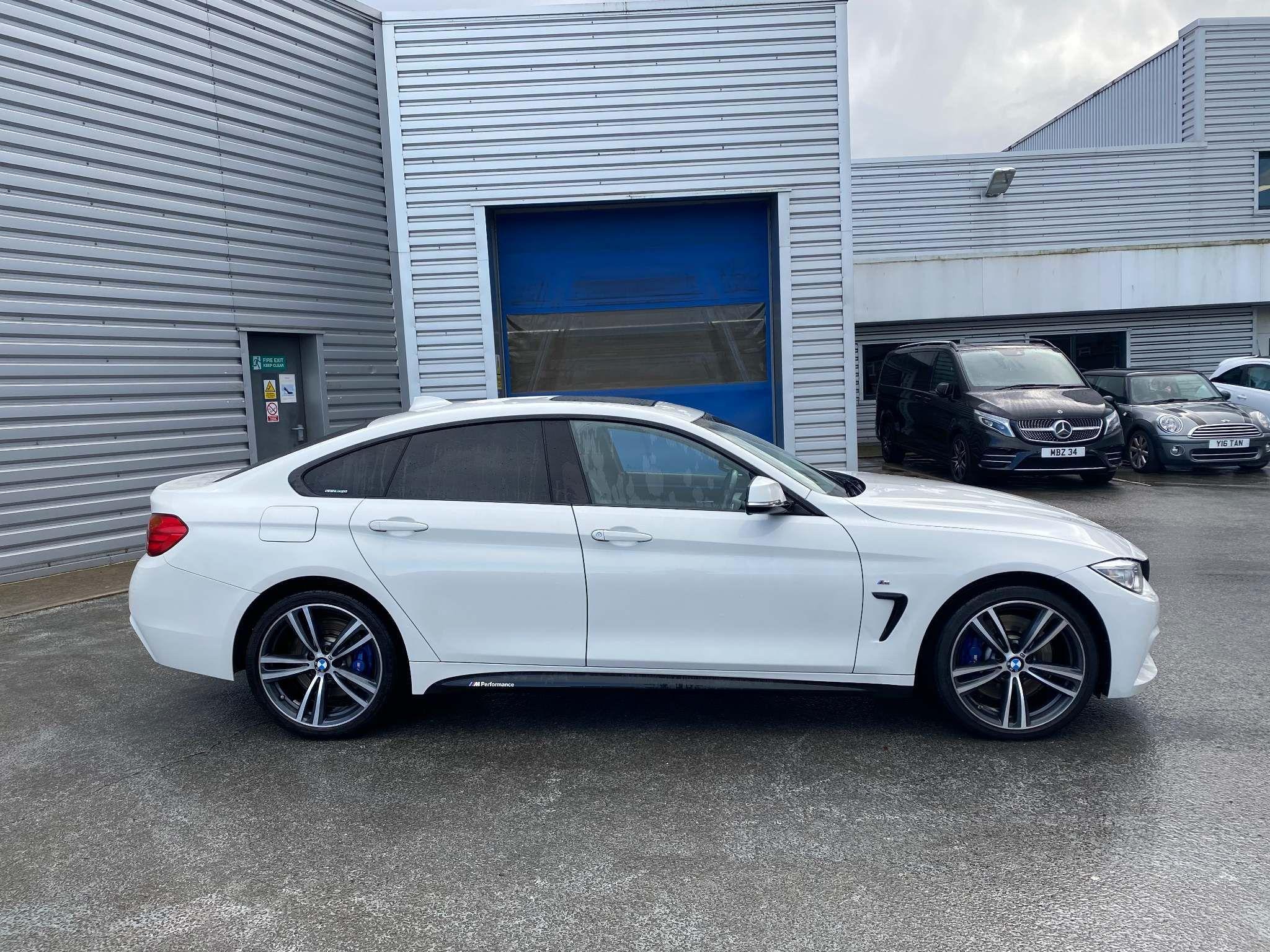 Image 3 - BMW 435d xDrive M Sport Gran Coupe (YK66LFF)
