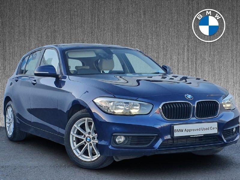 BMW 1 Series 118 SE 4DR AUTO