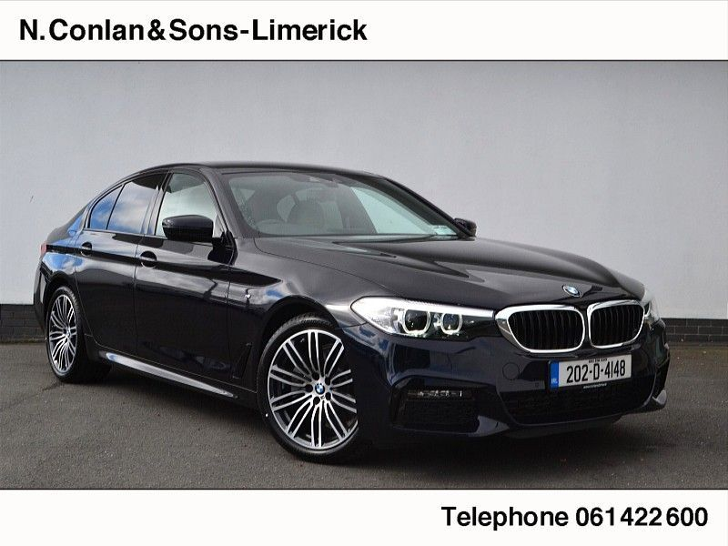 BMW 5 Series 520d MSport AUTO