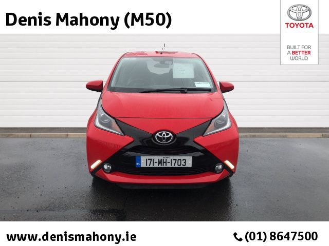 Used Toyota AYGO 1.0 5DR X-PLAY+ (2017 (171))