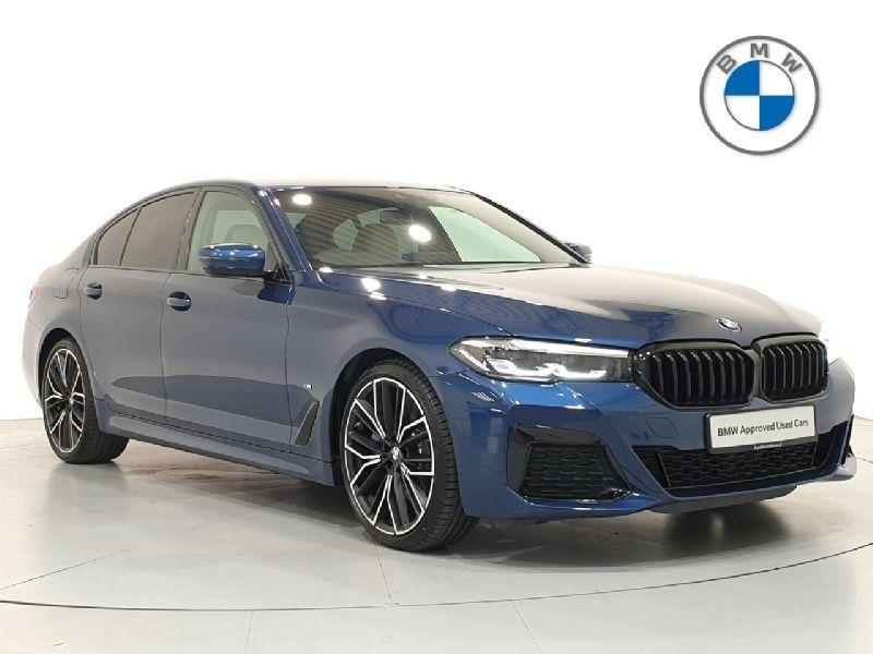 BMW 5 Series 520i M Sport