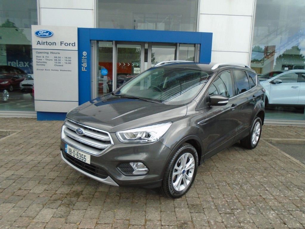 Ford Kuga TITANIUM 1.5 TDCI * ASK ABOUT OUR AUGUST SCRAPPAGE OFFER *