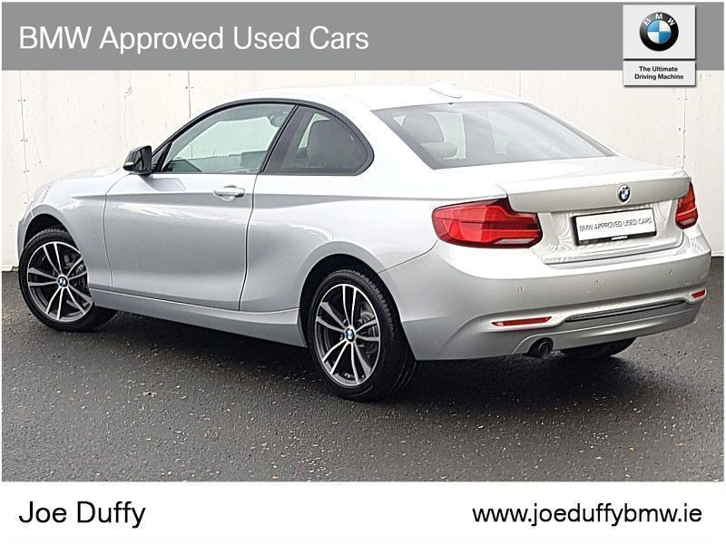 Used BMW 2 Series 218i Sport Coupe (2018 (182))