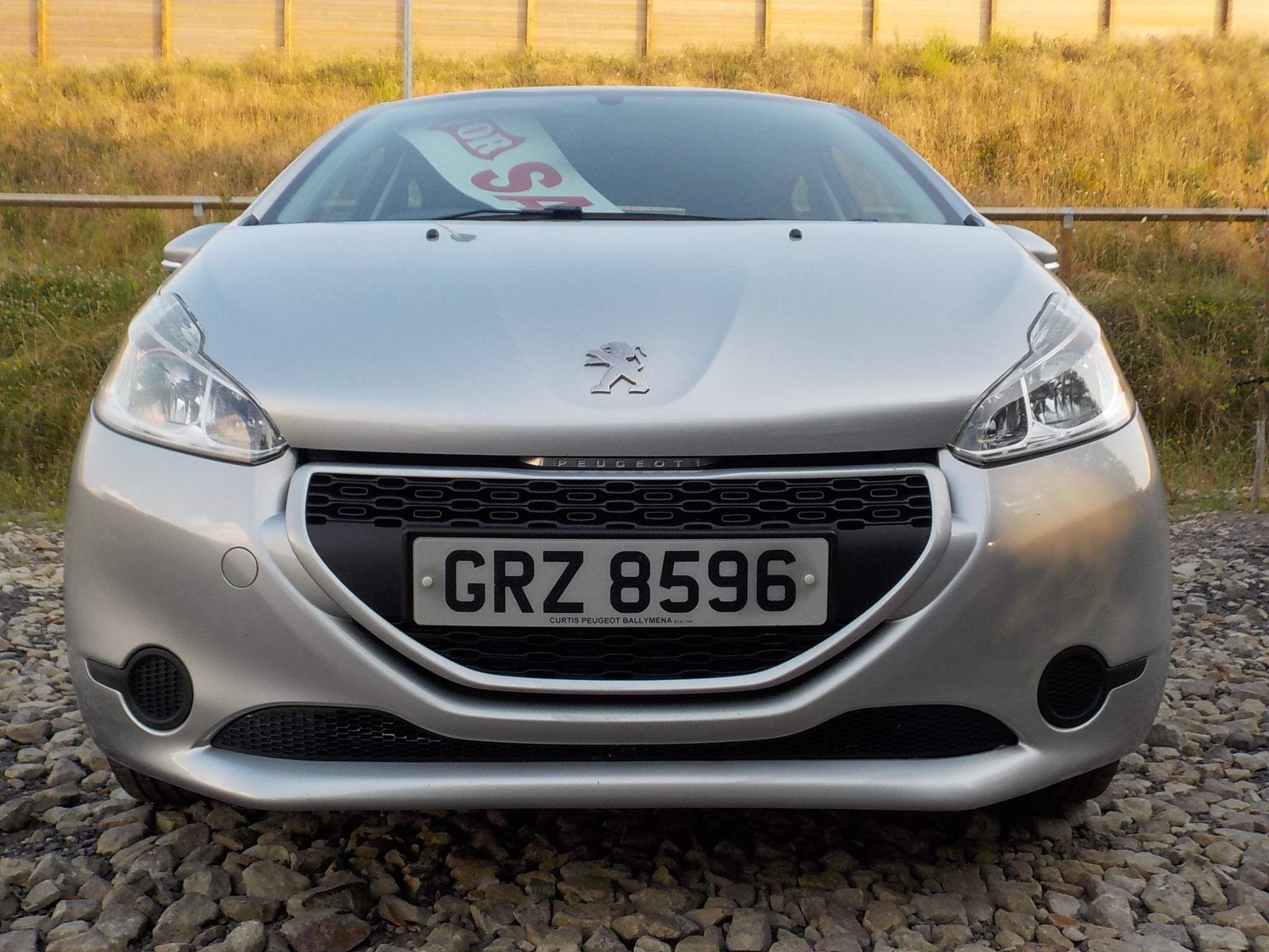 Peugeot 208 1.4 HDi FAP Access+ 5dr