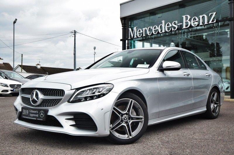 Mercedes-Benz C-Class C220d AMG Line Auto - New Model