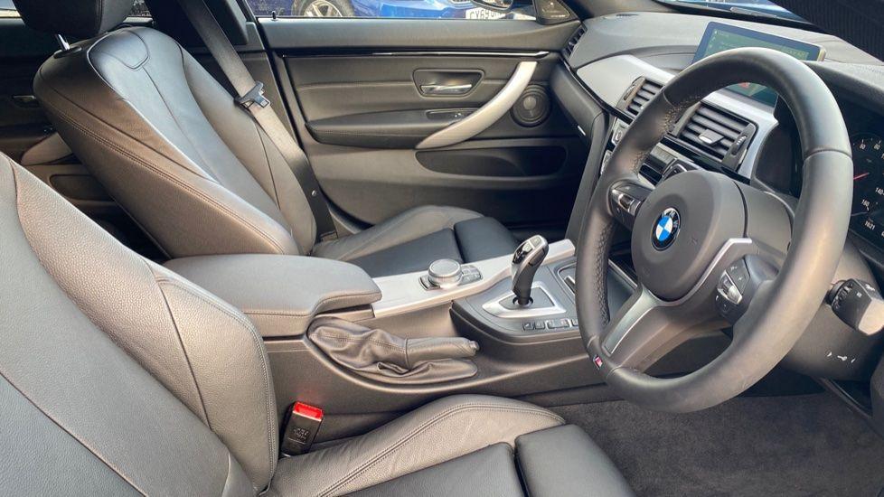 Image 11 - BMW 430d M Sport Gran Coupe (YF69XVR)