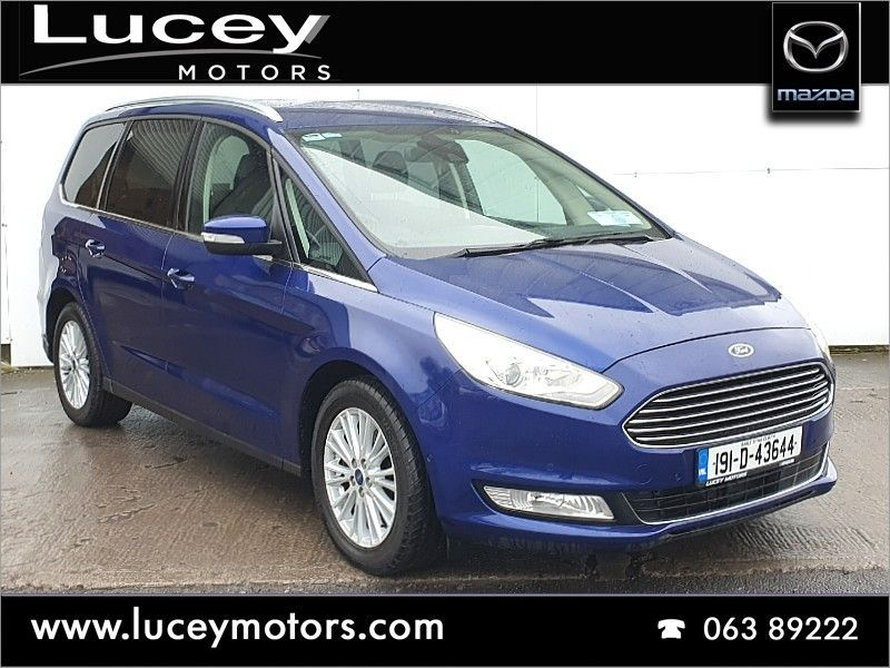 Ford Galaxy 2.0TDI TITANIUM 150PS // TOP SPEC