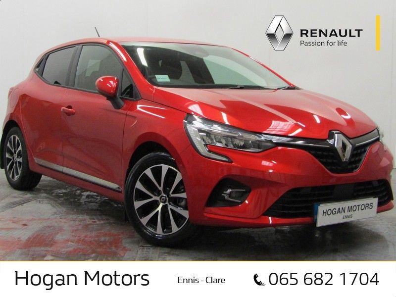 Renault Clio ICONIC TCE 100 MY19 5DR