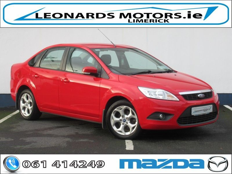 Ford Focus STYLE 1.6TDC 109PS 4DR