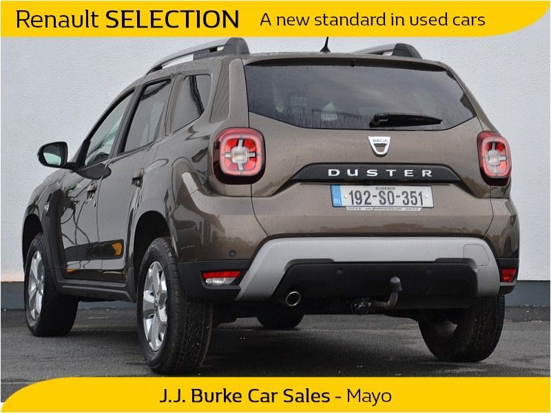 Used Dacia Duster Comfort 1.5 Blue dCi 115bhp MY18 (2019 (192))
