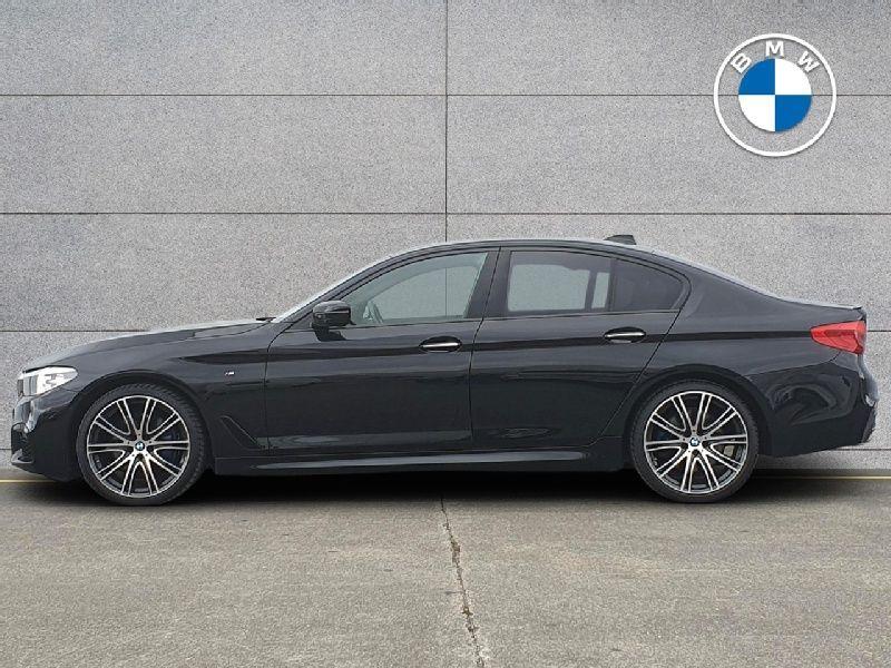 Used BMW 5 Series 530d M Sport Saloon (2018 (181))