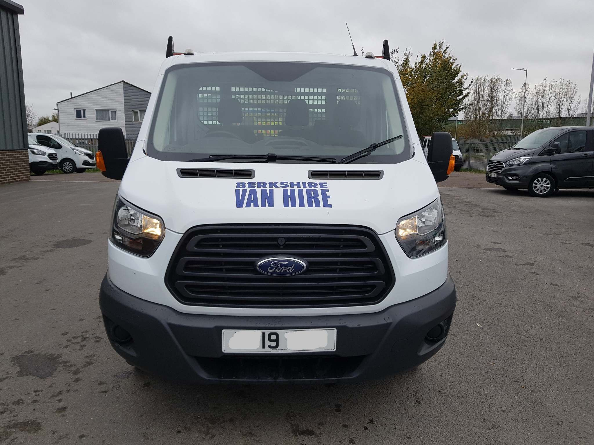 Ford Transit 350 Drop Side Drop Side For Sale