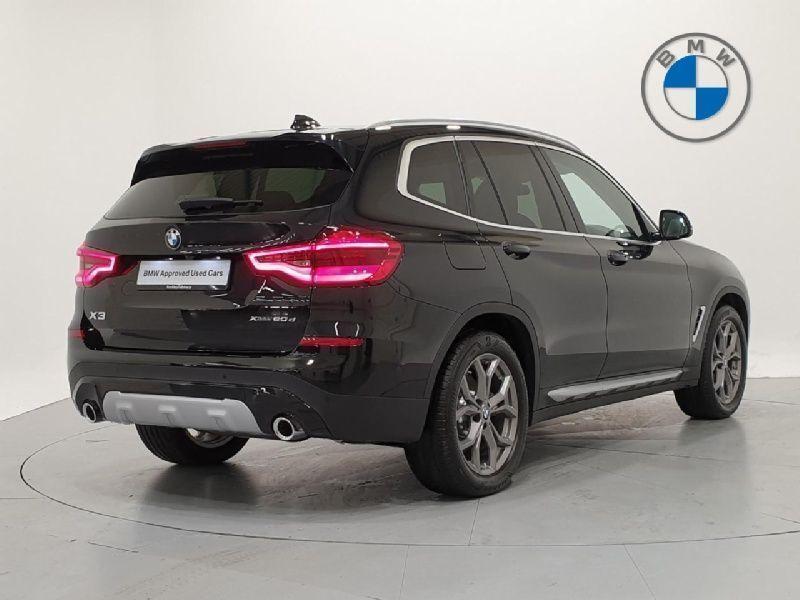 Used BMW X3 X3 xDrive20d xLine (2021 (211))