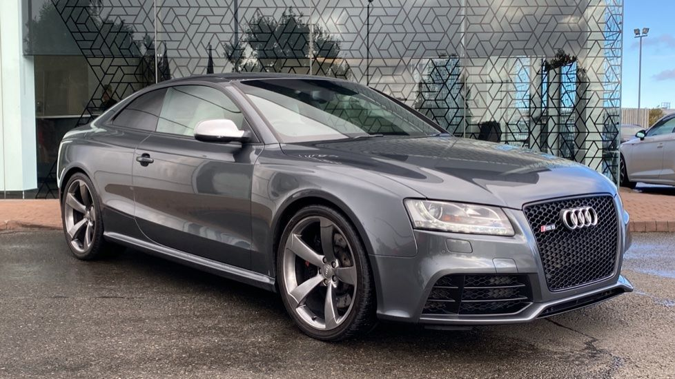 Used 2011 Rs5 Coupe 4.2 FSI Quattro 2dr S Tronic