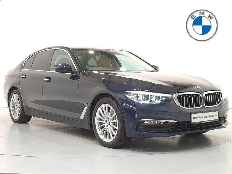 BMW 5 Series 530e SE Saloon