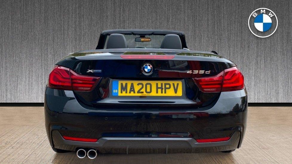 Image 15 - BMW 435d xDrive M Sport Convertible (MA20HPV)