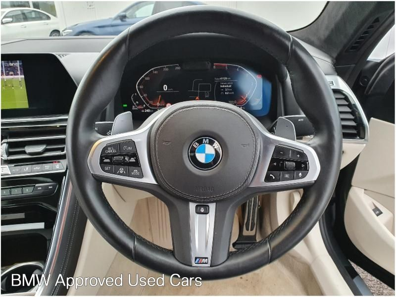 Used BMW 8 Series 840 xDrive Coupe (2019 (191))