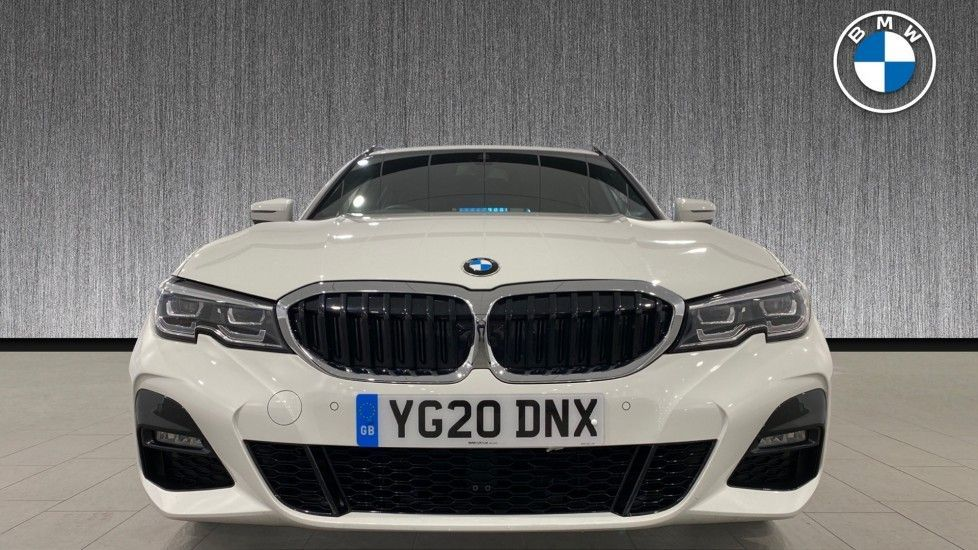 Image 16 - BMW 320i M Sport Touring (YG20DNX)