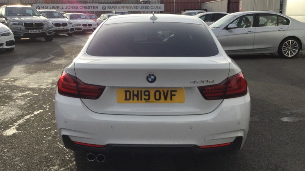 Image 12 - BMW 420d M Sport Gran Coupe (DH19OVF)