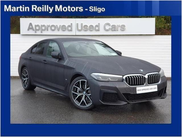 BMW 5 Series 520d M Sport Saloon **202 NEW MODEL**