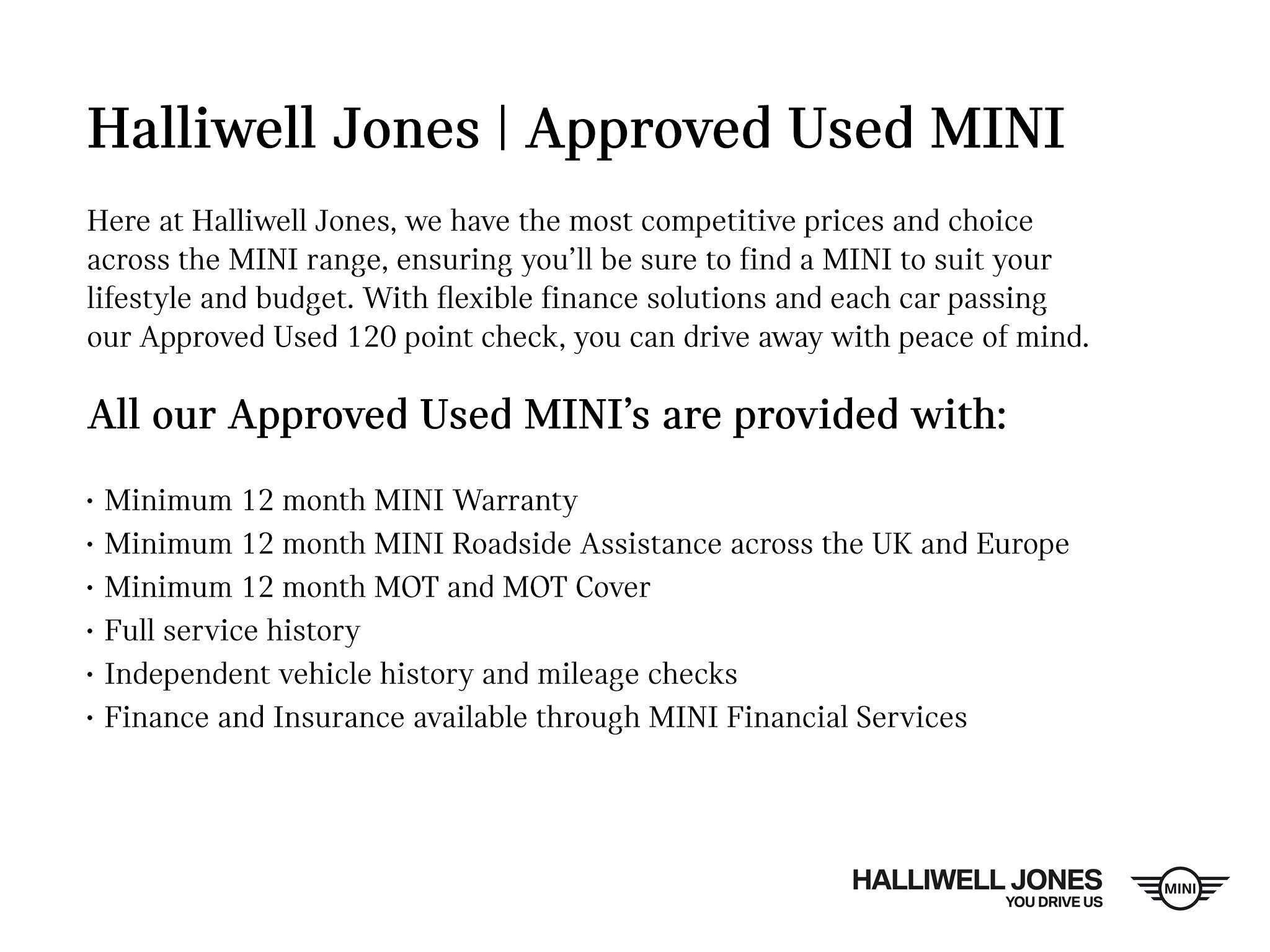 Image 4 - MINI Hatch (PJ69XMF)