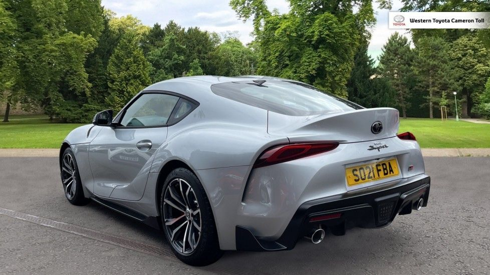 Toyota Gr Supra Coupe for sale