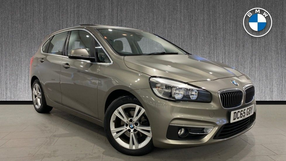 Image 1 - BMW 216d Luxury Active Tourer (DC65GBY)
