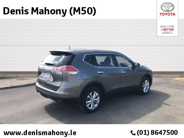 Used Nissan X-Trail 1.6 DSL XE SP 5 SEAT E E6 4DR (2016 (161))