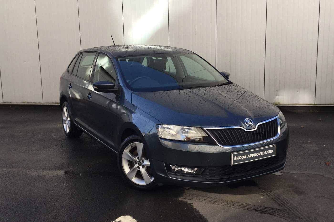 ŠKODA Rapid Spaceback 1.0 TSI (110PS) SE Tech Spaceback 5-Dr
