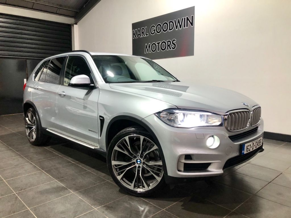 BMW X5 X5 SDRIVE 25D SPORT LOW MILEAGE
