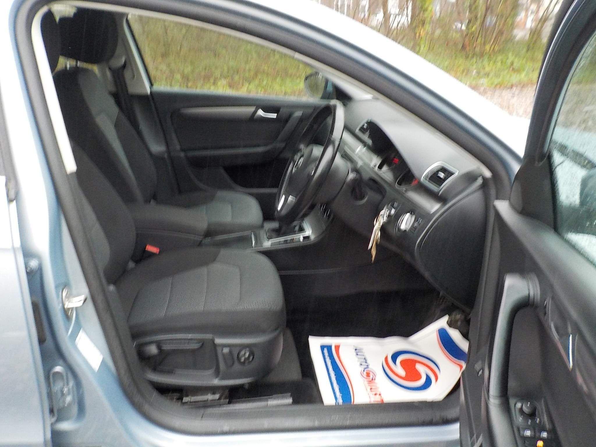 Volkswagen Passat 2.0 TDI BlueMotion Tech SE 4dr