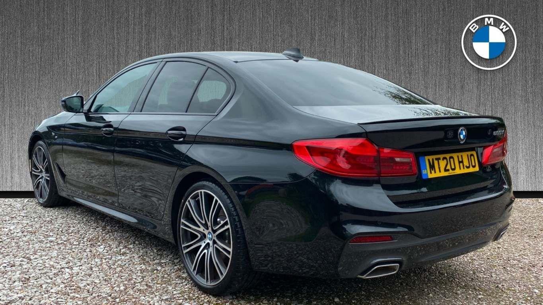 Image 2 - BMW 520d M Sport Saloon (MT20HJO)