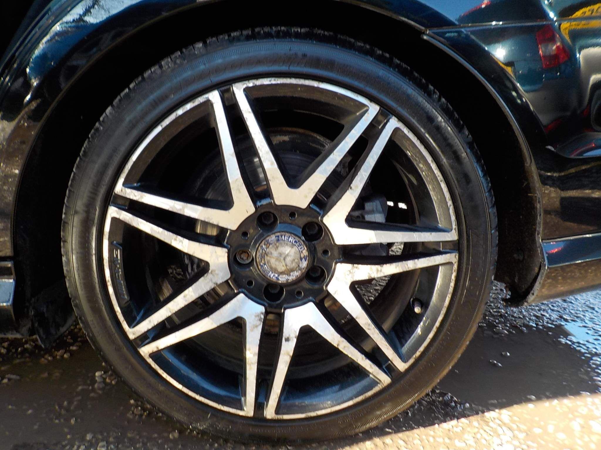 Mercedes-Benz C Class 1.6 C180 BlueEFFICIENCY AMG Sport Plus 7G-Tronic Plus 4dr