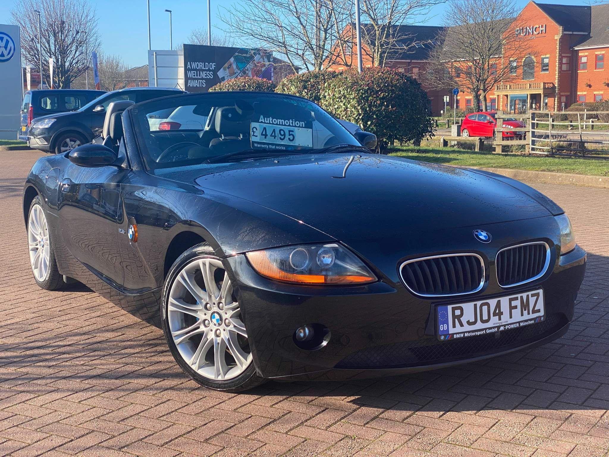 BMW Z4 2.5i SE Auto 2dr