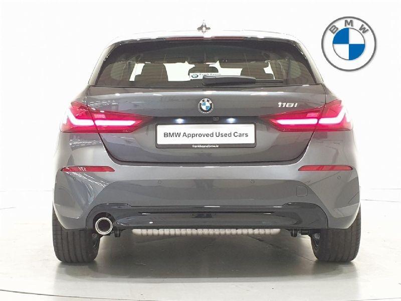 Used BMW 1 Series 118i Sport (2021 (212))