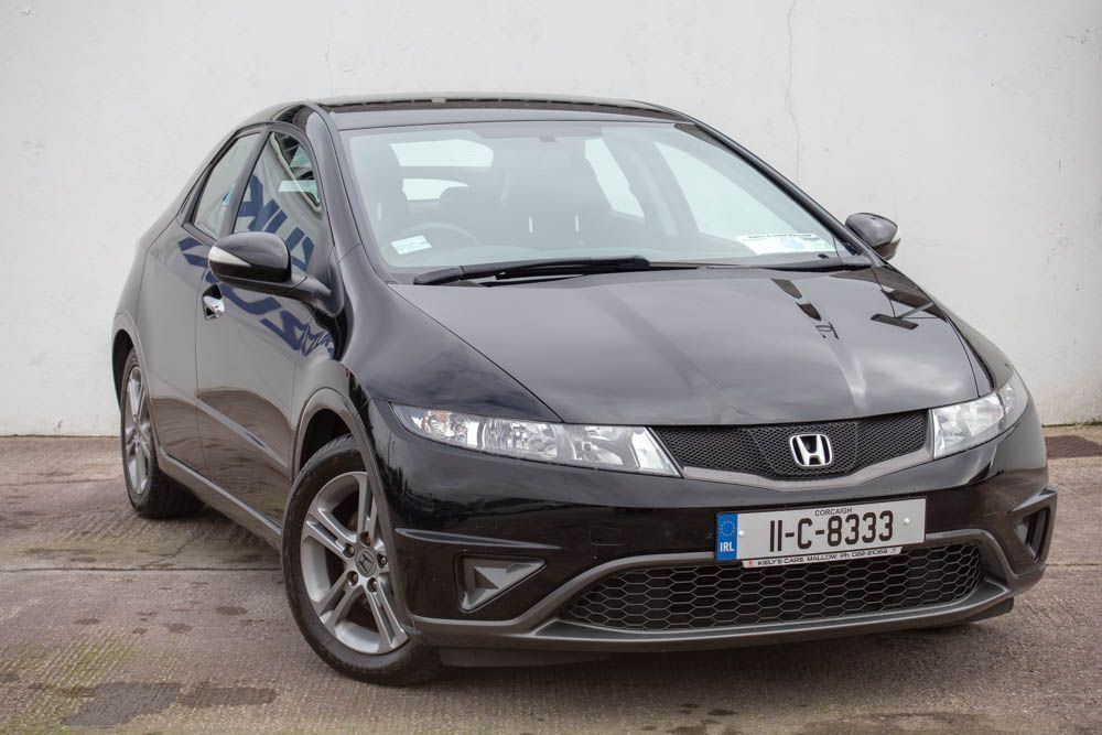 Honda Civic 1.4 I SI 5DR