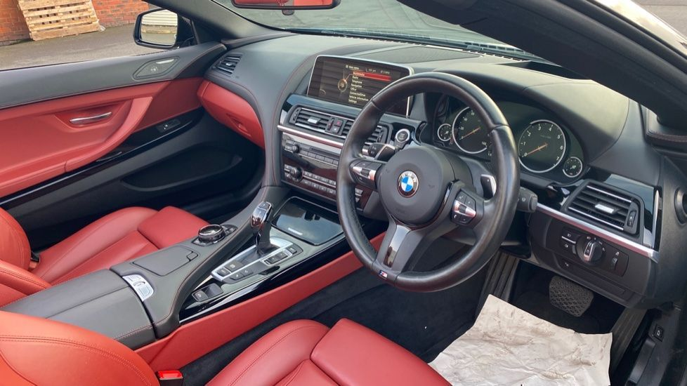 Image 5 - BMW 640i M Sport Convertible (LP16YWJ)