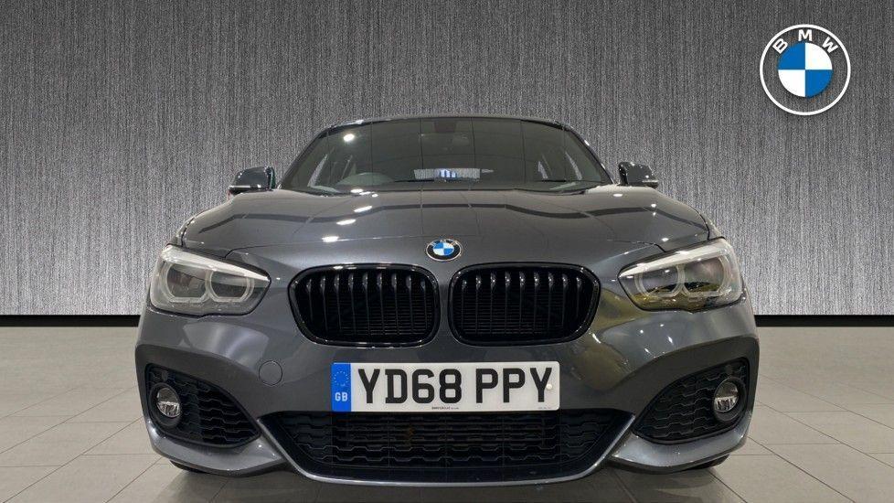Image 16 - BMW 118i M Sport Shadow Edition 5-door (YD68PPY)