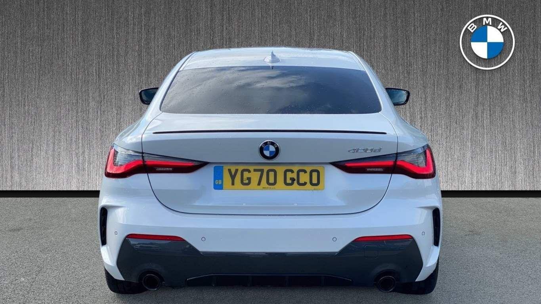 Image 15 - BMW 420d M Sport Coupe (YG70GCO)