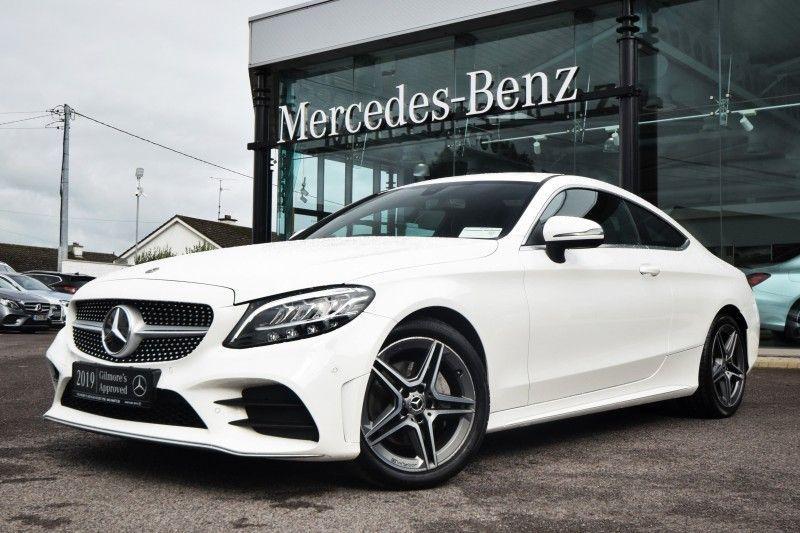 Mercedes-Benz C-Class C220d AMG Line Coupe New Model