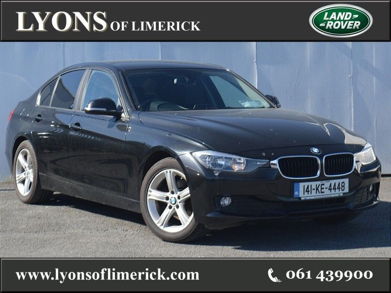 BMW 3 Series 316 2.0 D F30 SE 4DR **Contact Adrian on 0863255252**