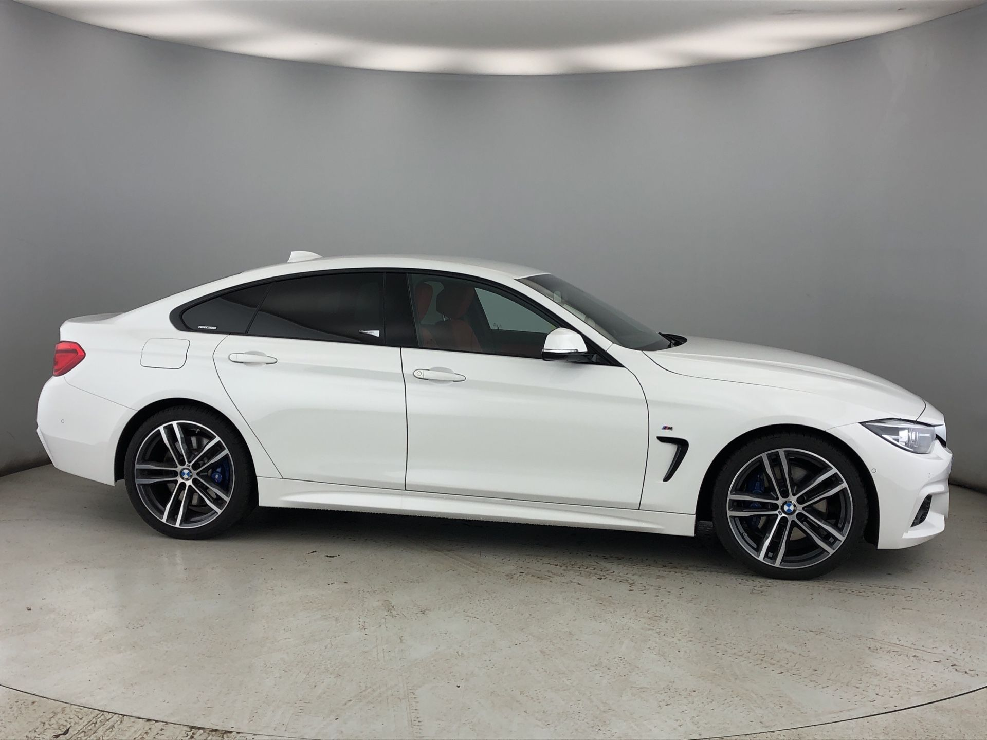 Image 3 - BMW 420d M Sport Gran Coupe (YL68FDC)